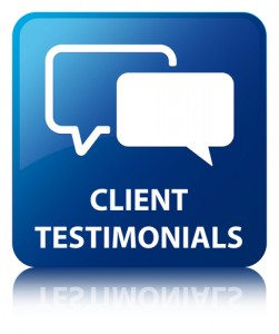 Because many potential clients rely on other's experiences before they decide to move forward with a law firm, it's crucial your firm has compelling client testimonials on its website.